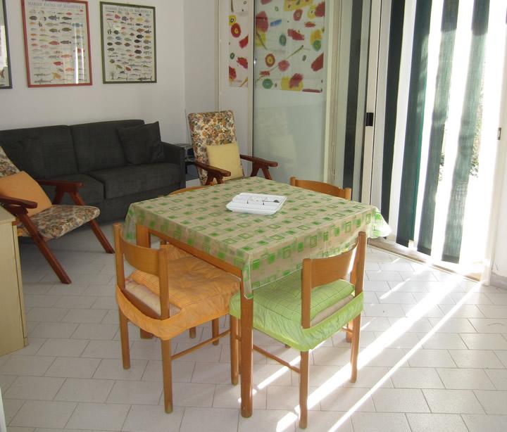 3-roomed Apartment-Villa H Florida – Lido del Sole